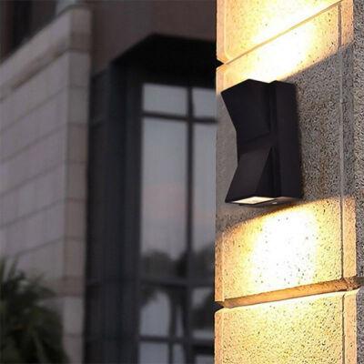 Vnútorné a vonkajšie osvetlenie COB nástenná lampa 6W K-2H