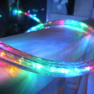 LED Svetelná hadica 10m viacfarebná