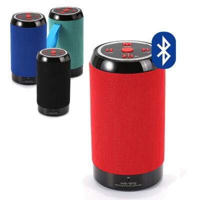 Bluetooth reproduktor hands free funkcia WS-1812 Super Bass TF USB AUX FM