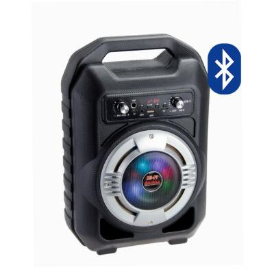 Bluetooth prenosný multimedia prehrávač 15W MP3 USB FM rádio TF CS-1