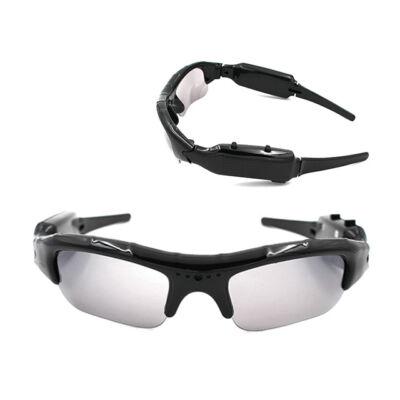 Špionážne slnečné okuliare s kamerou