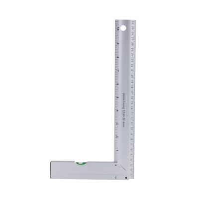 Stolársky uholník 300mm s vodováhou