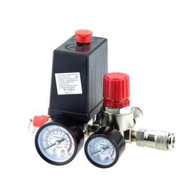 Haina tlakový spínač pre kompresor
