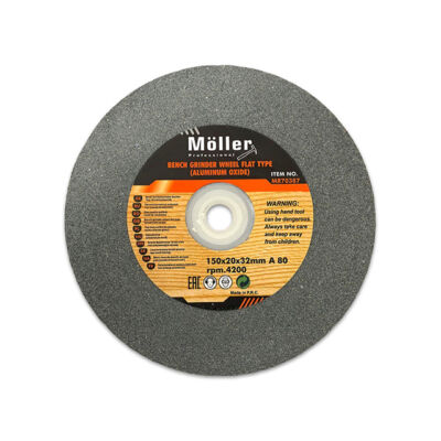 Möller brúsny kotúč 150mm MR70387