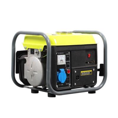 Straus 950W benzínový aggregátor/generátor 950W 63ccm 2HP