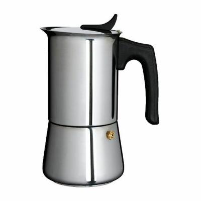 Best nerezový inox kávovar 4 šálky