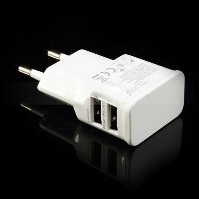 Dvojitá USB nabíjačka a adaptér