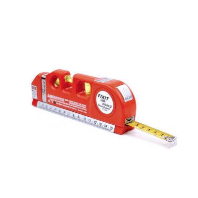 Laserová vodováha s metrom