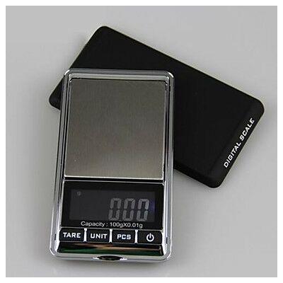 Mini digitálna váha na šperky 100g/0,01g