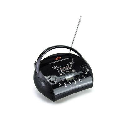 Viacprúdové rádio AUX USB port