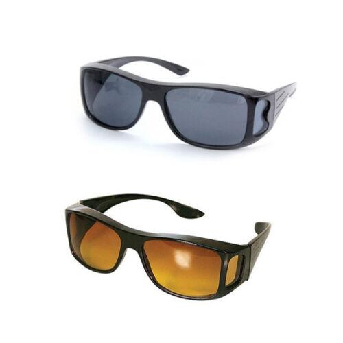 Okuliare pre vodičov - HD Vision 2 kusy