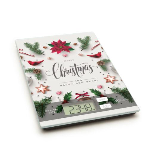 Kuchynská váha vianočná Christmas