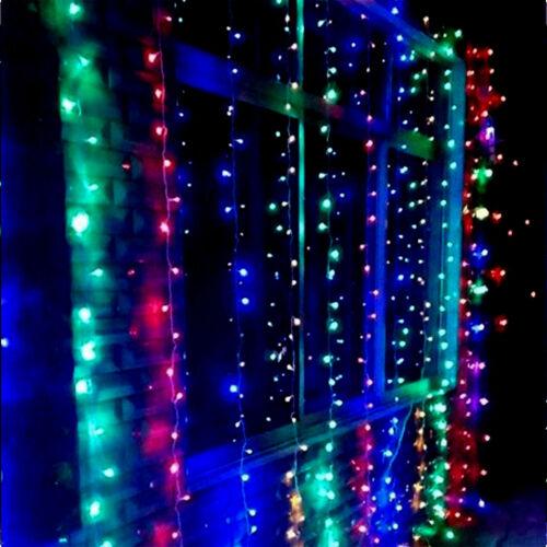 LED Záves 2x2m RGB