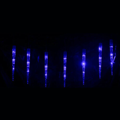 LED cencúle efekt topiaceho sa ľadu 50cm modré extra realistické