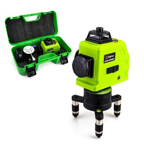 Haina samonivelačný krížový laser 360° HM6763