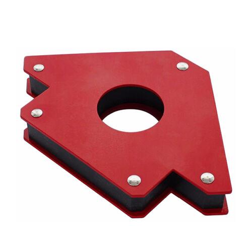 Nastaviteľný Trojuholníkový Fixačný Magnet Magnetický Zvárací Nástroj Držiak 25