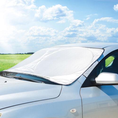 Zimná letná ochranná fólia na čelné sklo auta zabraňujúca zamrznutie 150 x 70 cm