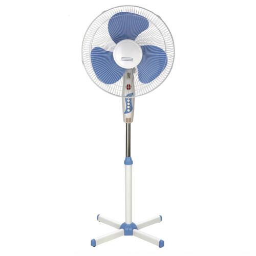 Stojanovy ventilator so signálom svetlom 130cm 40W MX-1378
