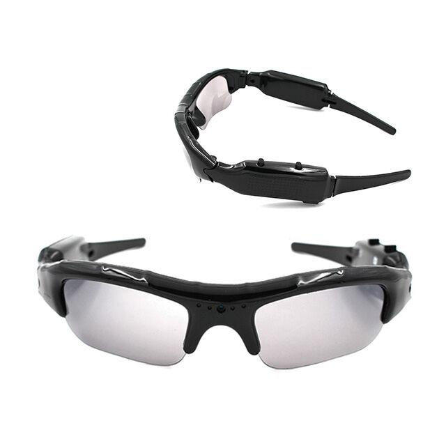 Špionážne slnečné okuliare s kamerou Kliknite pre zväčšenie 98733032ed1